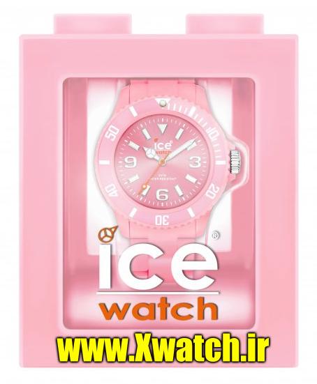 ساعت مچی بند رنگی