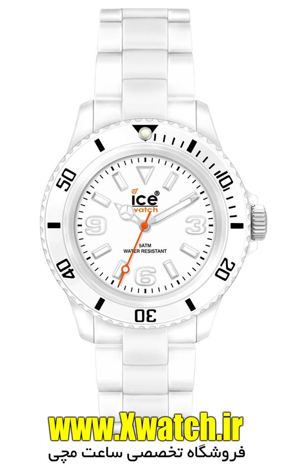 ساعت مچی صفحه گرد ice